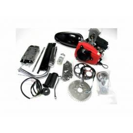 Motorový kit na motokolo 49cc 4-takt (přídavný motor na kolo čtyřtaktní)